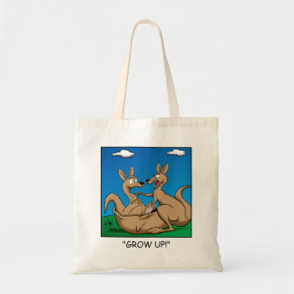 Grow Up! Tote Bag