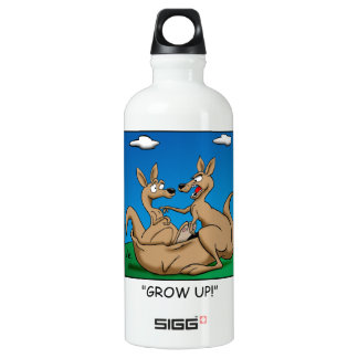 Grow Up! Water Bottle