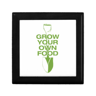 GROW YOUR OWN FOOD GIFT BOX