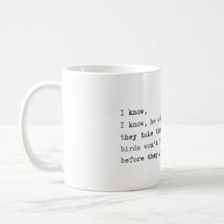 Grow Your Wings Mug