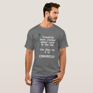 Growing a Spine T-Shirt