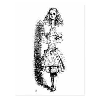 Growing Alice Postcard