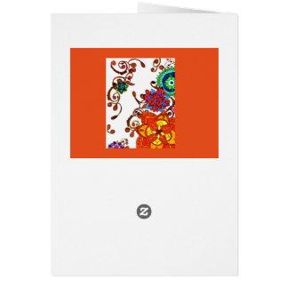 Growing Garden Letter/Card Card
