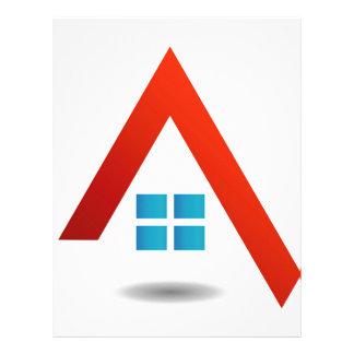 growing real estate market customized letterhead