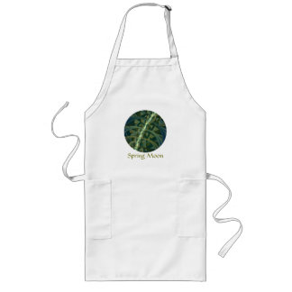 Growing Seed Moon Long Apron