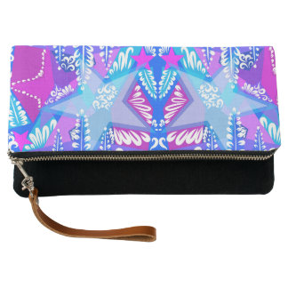 Growing Stars Pattern Clutch
