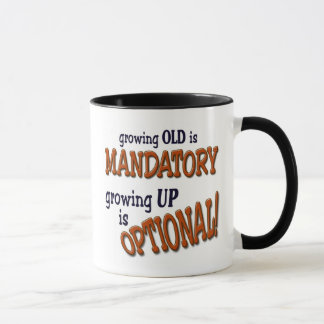 Growing up... mug