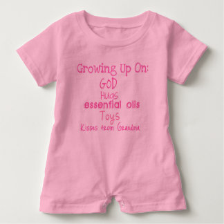 Growing Up On Toddler Romper
