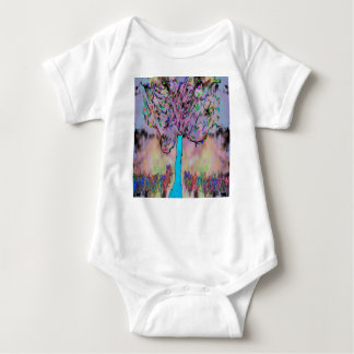 growing wild baby bodysuit