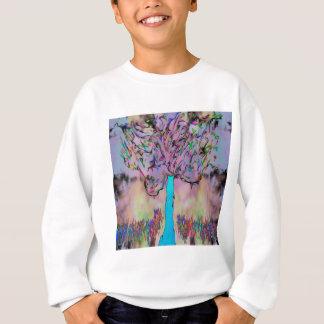 growing wild sweatshirt