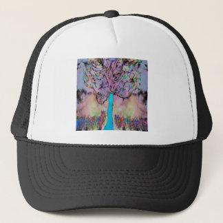 growing wild trucker hat