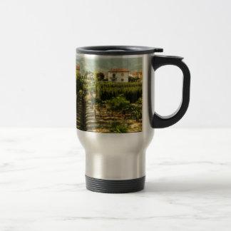 Growing Wine in Tuscany Photo Print Travel Mug