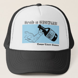 growler trucker hat