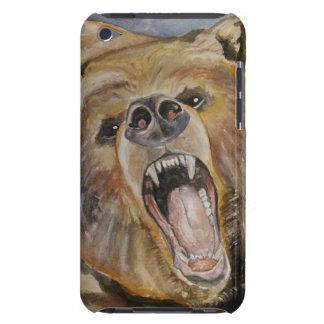 Growling Bear Phone Case