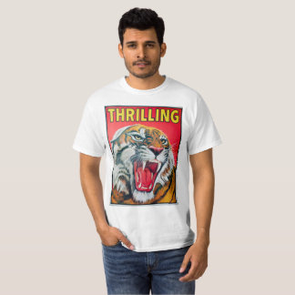 Growling Tiger T-Shirt