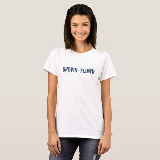 Grown And Flown Alternative Design T-Shirt