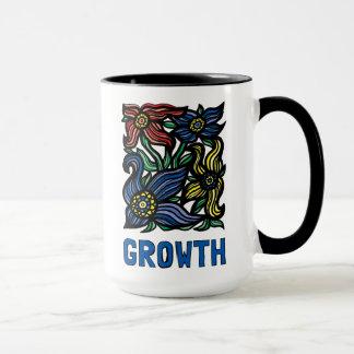"""""""Growth"""" 15 oz Combo Mug"""