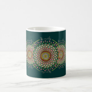 Growth -Coffee Mug (blue-green)