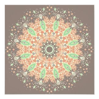 Growth Mandala Card