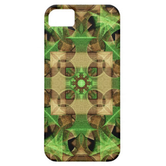 Growth Octagon Mandala Case For The iPhone 5