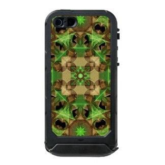 Growth Octagon Mandala Incipio ATLAS ID™ iPhone 5 Case