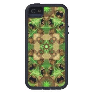 Growth Octagon Mandala iPhone 5 Cases