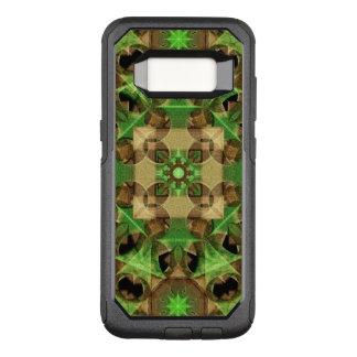 Growth Octagon Mandala OtterBox Commuter Samsung Galaxy S8 Case
