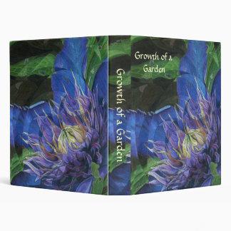 Growth of a Garden (MultiBlue Gardener's Binder) Binders