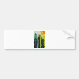 growth patterns bumper sticker