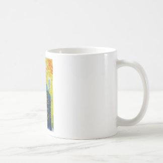 growth patterns coffee mug