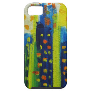 growth patterns iPhone 5 case