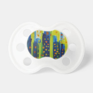 growth patterns pacifier