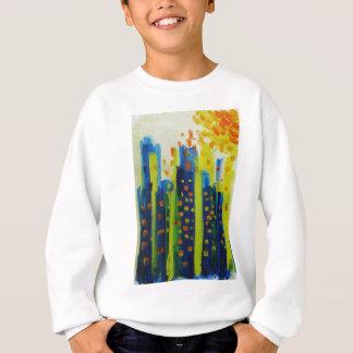 growth patterns sweatshirt