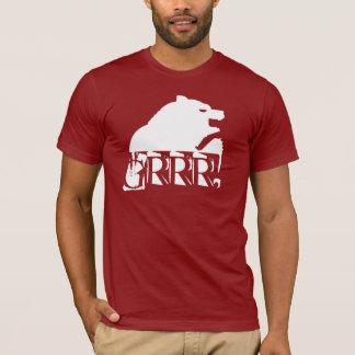 GRRR! Bear (White) T-Shirt