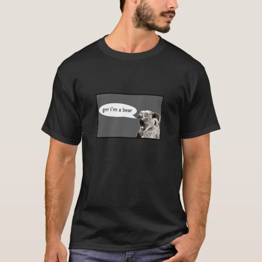 Grrr I'm a Bear T-Shirt