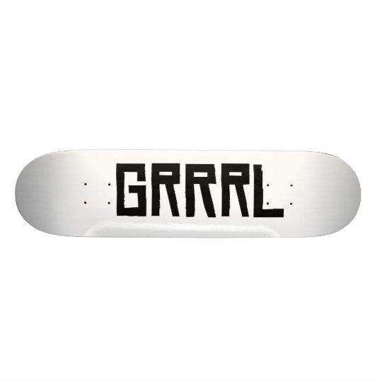 GRRRL SkateBoard