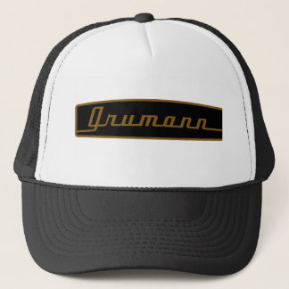 Grumann Aircraft Trucker Hat
