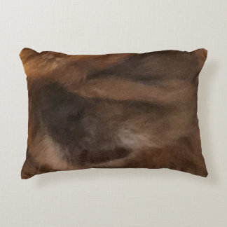 GRUMBLE DOG DECORATIVE PILLOW