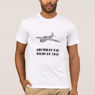 , Grumman F4FWildCat 1942 T-Shirt