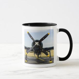 Grumman F8F Bearcat Navy Carrier Fighter on the Mug