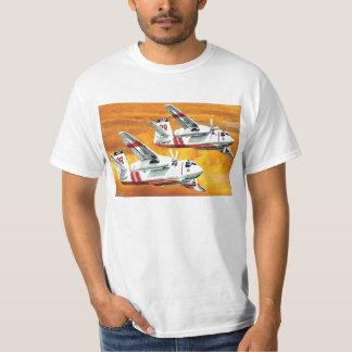 Grumman S-2 Tracker Airtanker T-Shirt