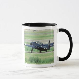 Grumman TBF/TBM Avenger Navy Carrier torpedo Mug