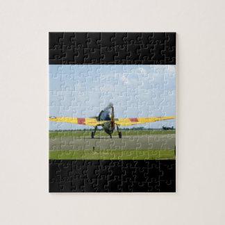 Grumman TBM Avenger, Rear_WWII Planes Puzzle