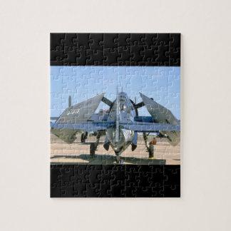 Grumman TBM Avenger, Wings Folded_WWII Planes Jigsaw Puzzle
