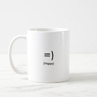Grumpy and Happy Mug