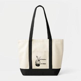 Grumpy Bunny Zoe Tote Bag