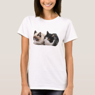Grumpy Cat and Pokey T-Shirt