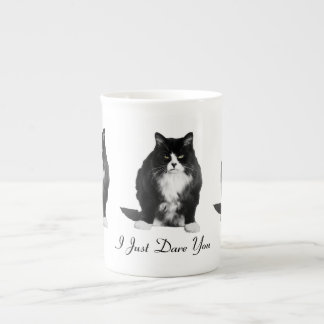 Grumpy Cat Bone China Cup