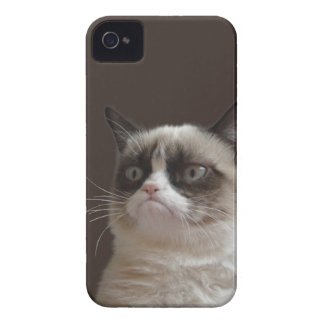 Grumpy Cat Glare Case-Mate iPhone 4 Case