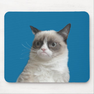 Grumpy Cat Grumpy Stare Mousepad